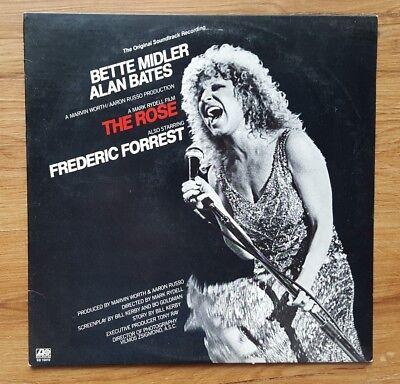 Bette Midler Alan Bates - The Original Soundtrack Recording - Record LP Vinyl