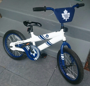 "TORONTO MAPLE LEAFS 16"" Kids Bike"