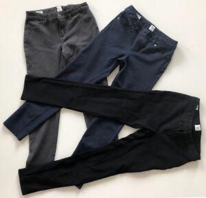Gap Kids Girls size 8 Uniform Ponte Pants (3pairs)