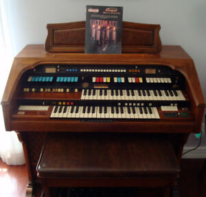50th Anniversary Hammond Organ