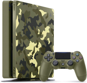 PlayStation 4 Call of Duty WW2 Limited Edition Bundle