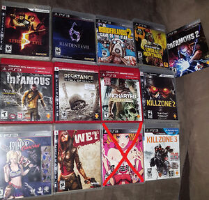 More PS3 Games (Reduced my prices) Christmas is coming!!!