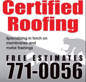 Certified Roofing***WIND DAMAGE***