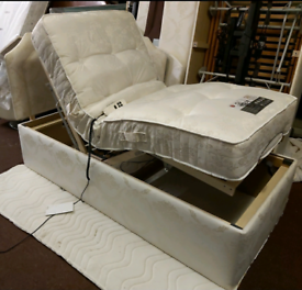 Single Bed - Ex-Display Oaktree Oaktree Multi-Position Bed and Rise