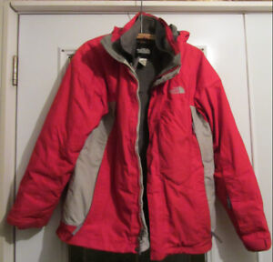 Manteau north face taille small