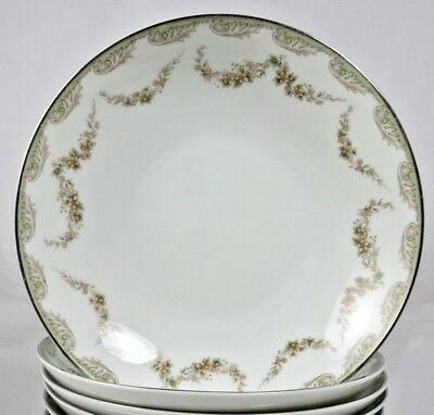Noritake Denise Coupe Soup Bowl Floral 5508  Floral Coupe Soup Bowl