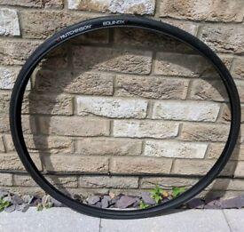 Two brand new Hutchinson Equinox2 bike tires 700x23C (23-622)
