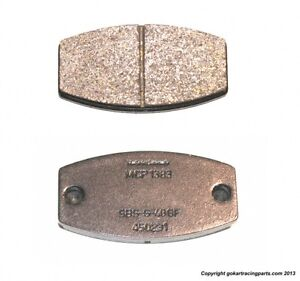 MCP-1383-Brake-Pad-Set-Martin-Custom-Products-Go-Kart-Racing-Brakes-Cart