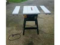Delta table Saw With Stand