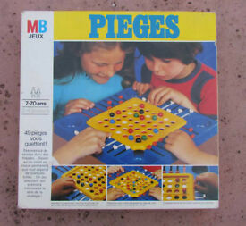 Stay Alive board game, complete (1980s vintage)