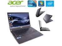 Gaming Acer Laptop - Intel Core i3 - Intel HD 3000 Graphics - 4Gb - HDMI - 320Gb - Win7 64Bit
