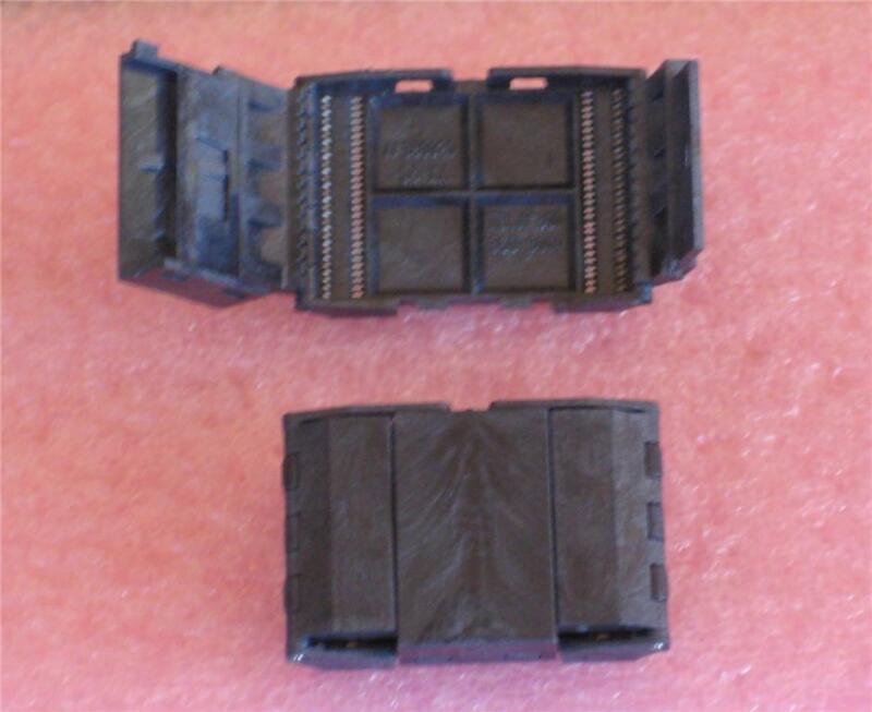 SMT TSOP48  TSOP 48 Socket for Testing Prototype 0.5mm *** BRAND NEW ***