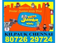Podar JumAbo Kids Plus | Top Preschool | 8072629724 | 1271 | Admission opena