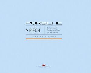 Porsche & Piech - Rennwagen 1963-1972 (917 904 Carrera 6 914/8 911 R) Buch book
