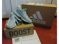 Yeezy Boost 350 V2 'Blue Tint' - Size 11 UK with Adidas Receipt