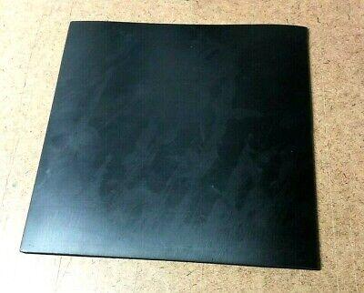 Neoprene Rubber Solid Sheet 316 Thk X 12 X 12 Sq Foot Pad 60d Med Flex