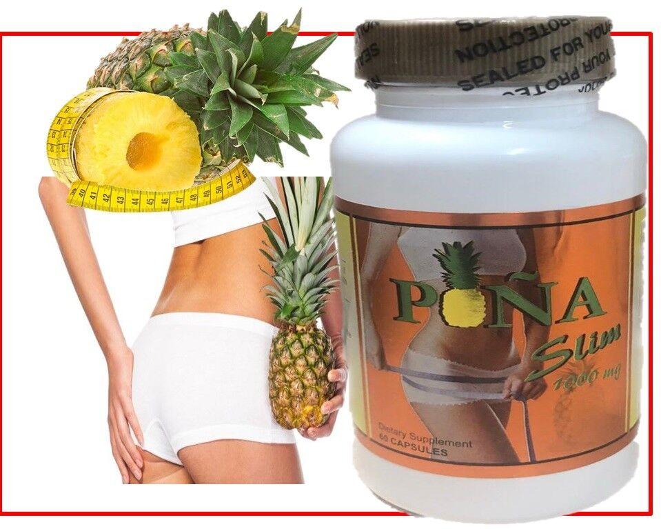 PINA s LIM CAPSULES 60 100% Original Pineapple Capsulas de Pina slim GNVida