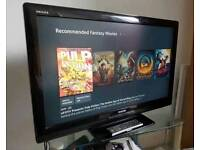 "Toshiba 37"" Full HD Ready Digital Freeview NO STAND"