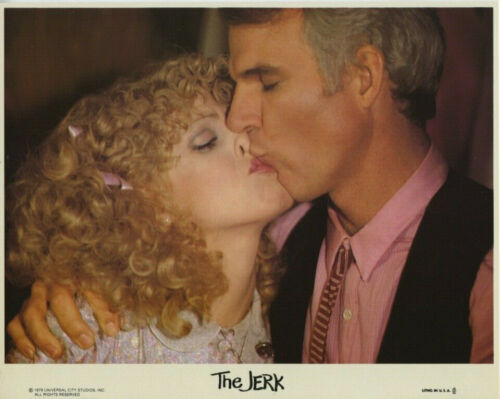 THE JERK (1979) Original 8x10 Color Set - Steve Martin