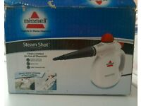 Bissell Steam cleaner #33981 £10