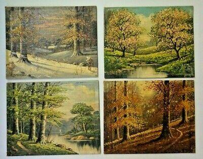Four Seasons Paintings - Original Bryan Tarlton