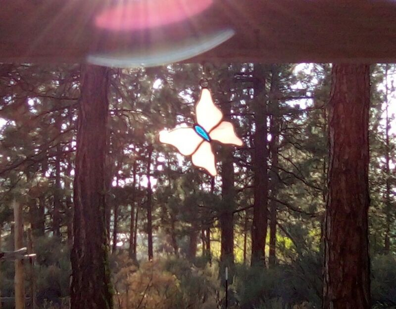 Butterfly - Stained Glass Art