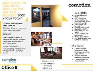 CoMotion | Office 8 | CoWorking Space