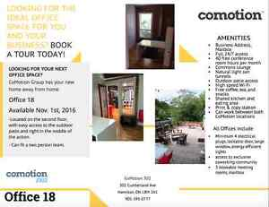 CoMotion 302 | Office 18 | Co-working Space