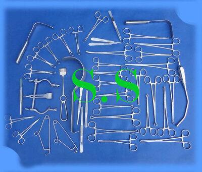Basic Major General Set Surgical Instruments Ds-1021