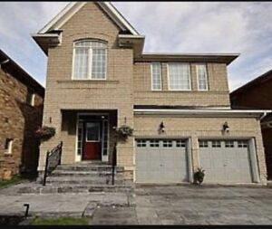 4 bedroom detached house for rent or lease in brampton