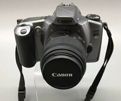 Canon Rebel EOS GII G2 35mm Film Camera with 35-80mm Zoom Lens - F09