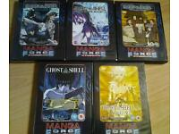 Ghost in the Shell collection