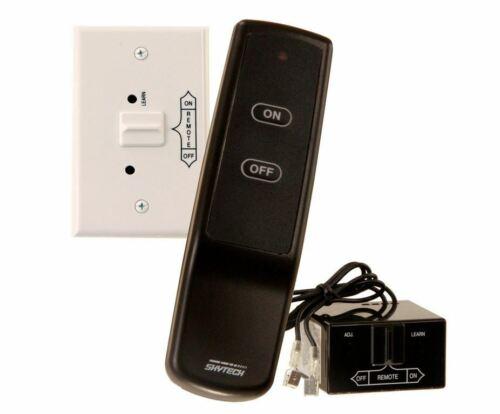 Skytech 1001-A millivolt fireplace remote control kit - on/off function