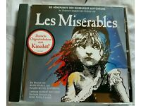 Les Misérables German cast Recording.