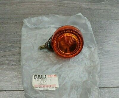 5A1-83310-10 YAMAHA FRONT FLASHER LIGHT ASSY 1 AG100 for sale  Shipping to Ireland
