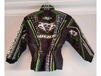Motocross kids jacket