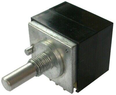 Stereo Drehpotentiometer RK27220 20R A10Kx2 für Audio Volumenregelung Kx Audio