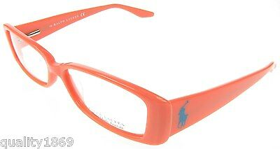 POLO RALPH LAUREN CORAL EYE, READING GLASSES, SPECTACLES FRAMES  NEW