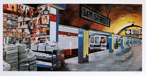 """Ken Keeley """"34th Street"""" 1995  