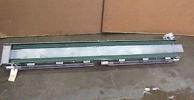 Carpanelli Double Belt Electric Conveyor 1-34 X 72 340fpm 220440v 3ph M56b4