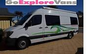 GoExploreVans Campervan Conversions Clarkson Wanneroo Area Preview