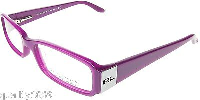 POLO RALPH LAUREN PURPLE EYE, READING GLASSES, SPECTACLES FRAMES  NEW