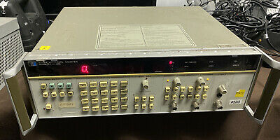 Hewlett Packard Hp 5335a Universal Counter Used Working