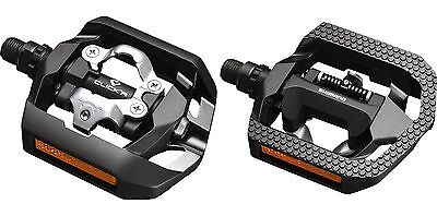 Shimano SPD Pedal Click'R PD T421 nachfolger des T420 Wendepedal