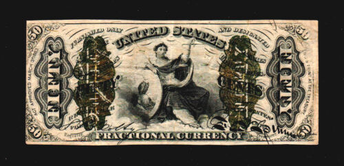 50 Cent Third Issue Fractional