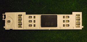 Dishwasher BOSCH SMS50E06GB/02  display module PCB