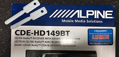 ALPINE CDE-W265BT DOUBLE DIN RADIO REMOVAL KEY TOOL STEREO CAR Din Radio Removal Tool