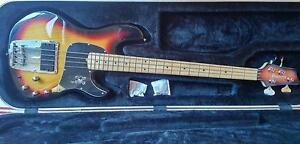 Ibanez ATK 300 Bass with hand wound BassCulture.de pickup, & case North Perth Vincent Area Preview