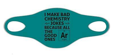 Alle guten Chemie-Witze Ar Sanft atemSchutzmaske