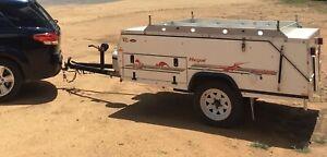 Cub SupaMatic Regal Semi-Off Road Camper Trailer - EXCELLENT CONDITION